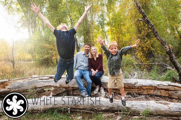 Edwards Family Photos - Eagle River Preserve - Leingang
