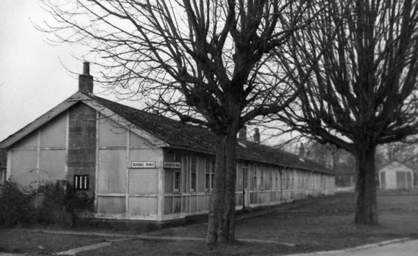 Chiseldon Army Camp 1974.