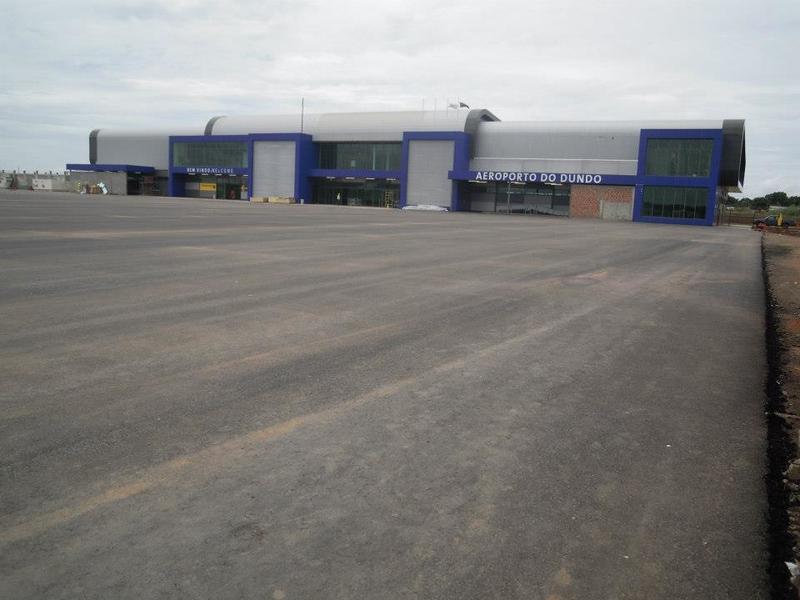 2013 -Aeroporto Dundo