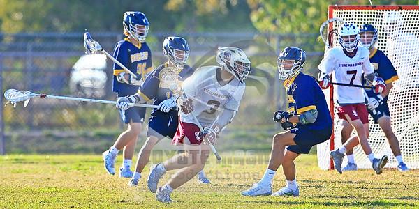 3/15/2021 - Boca Raton vs. Stoneman Douglas - Marjory Stoneman Douglas High School, Parkland, FL