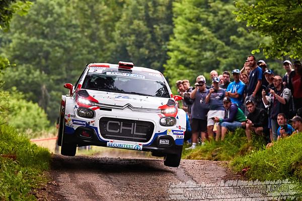 Rallye Vosges Grand Est