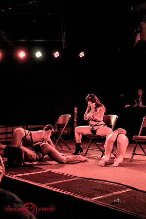 Fifty Shades of Burlesque