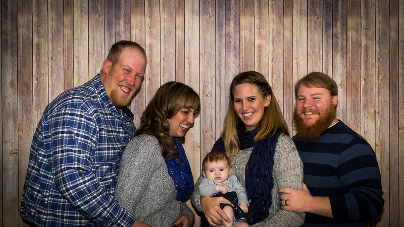 Kelley-Campbell Family Winter Session 2014