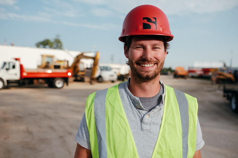 Sheldon Fox, Project Super intendent, Construction Group
