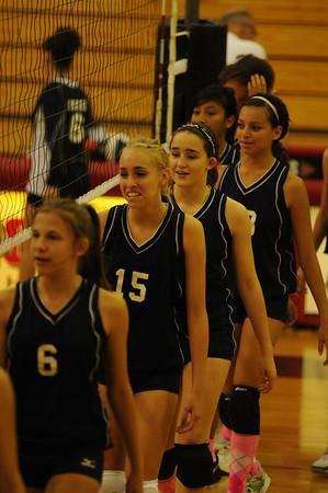 2010 Cactus Freshmen Volleyball