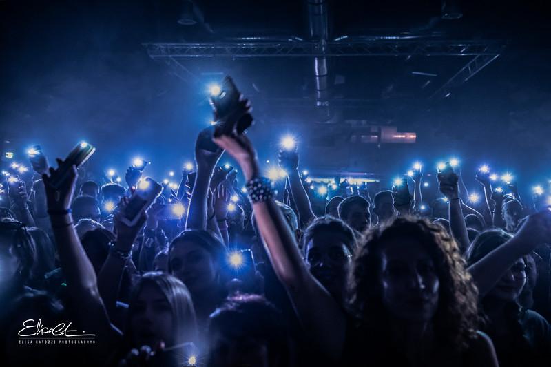 Achille Lauro fans - 2019