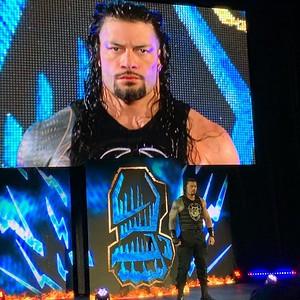 Roman Reigns - WWE Live Amarillo Oct 2019
