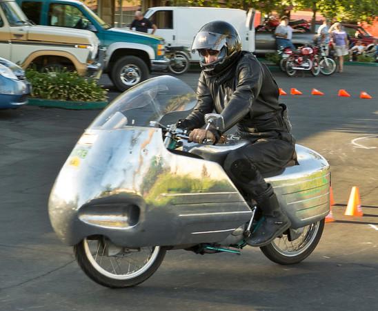 Evan Wilcox Aluminum Ducati