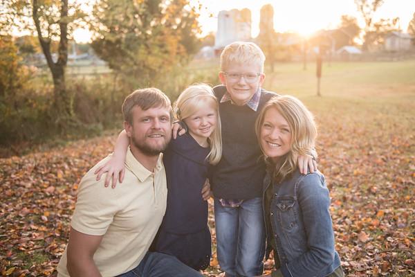 Larson Family 2019