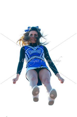 CCS football/cheerleading 2011