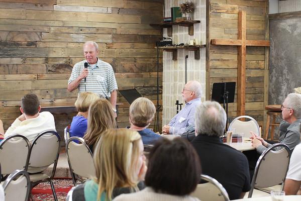 Church Meeting -January 2015