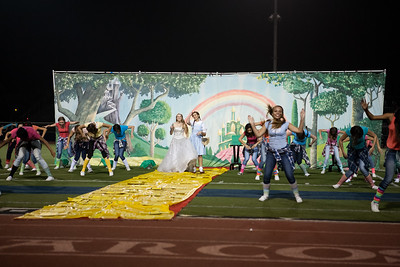 2013 SMHS  Knights Homecoming Halftime Show