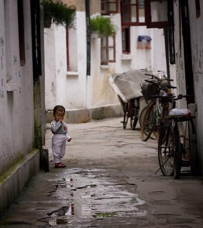Life in Shanghai