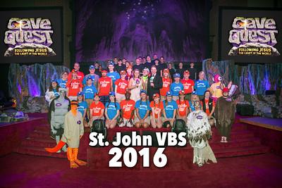 St John VBS 2016