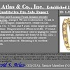 .22ctw Fancy Color Diamond Eternity Band in Yellow Gold, by Liseanne Frank 19