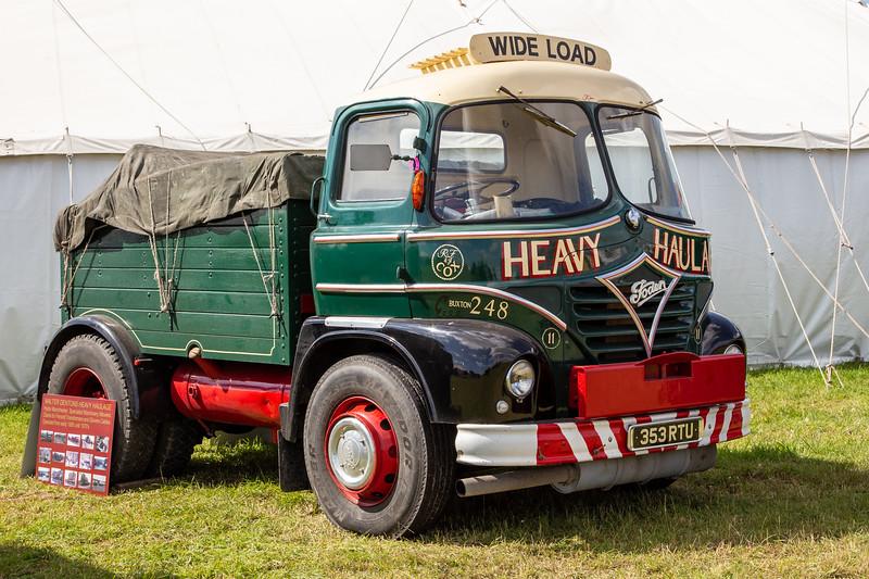 1961 Foden S21 Ballast Tractor