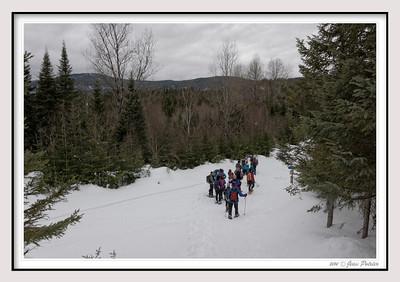 2014-04-02 Raquette forêt Montmorency (Jean Poirier)