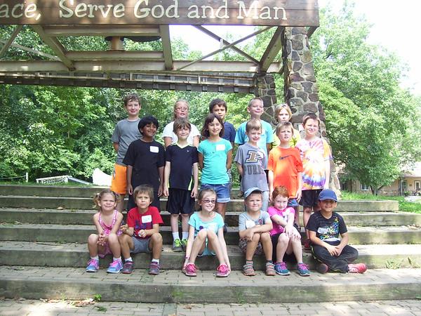 Montessori School of Greater Lafayette - Discovering Nature