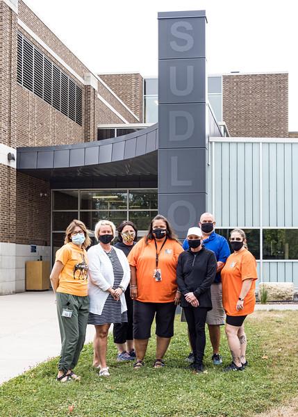 Sudlow Junior High Staff