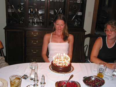 2005 Laura's 26th Birthday