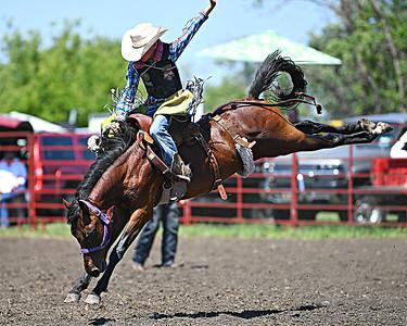 Sisseton Wahpeton Oyate Rodeo 2018