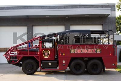 Uniondale Brush Truck 7520 [6-19-15]
