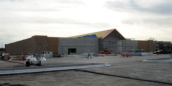 New construction giving Avon revenue avalanche