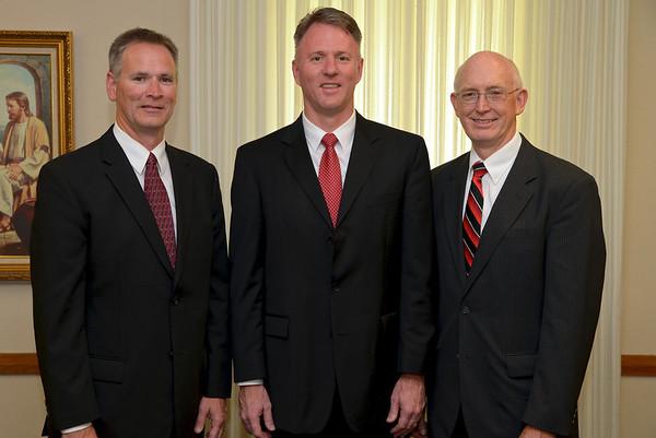 New Palos Verdes Stake Presidency June 2014