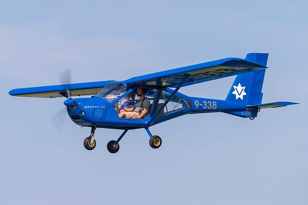 9-338 - Aeroprakt A-22L