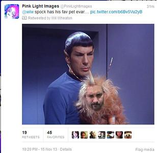 Photoshop Wil Wheaton - 2013-2014