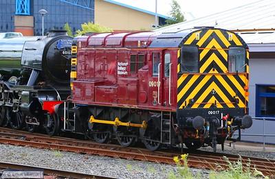 2016 / 2017 - National Railway Museum