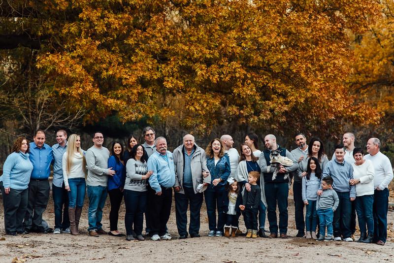 Csigi / Giannantonio Family