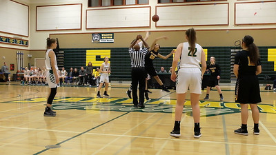 190104 GHS VARSITY WOMEN'S BASKETBALL (SAN RAMON)