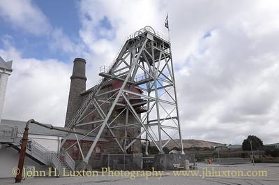 South Crofty Mine - Heartlands