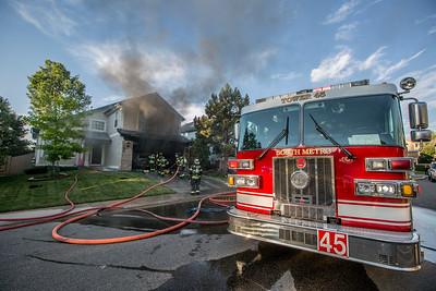 Lamar Court Fire