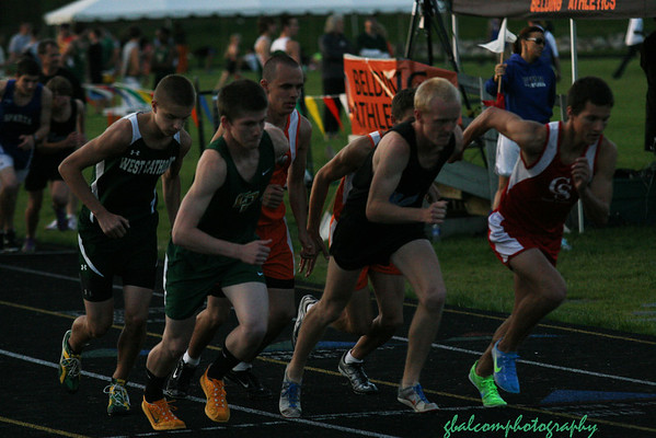 WC Track Conference Meet
