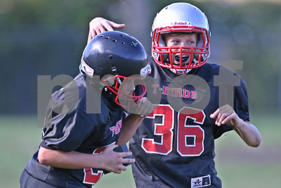 10/2/2011 - Connetquot Youth Football - Locust Ave., Oakdale, NY