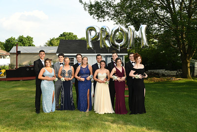 Knolls Country Club Prom 2018