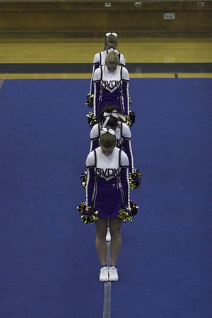 2007 WSC Cheerleading Competition - Eagles