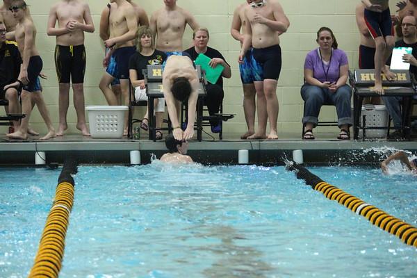 DC swimming, WCC meet, 2-11-17