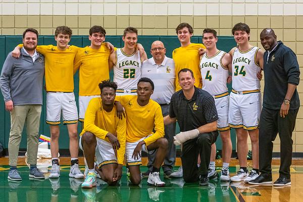 2020 Basketball Seniors