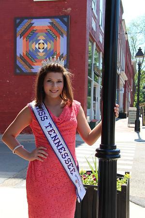 Abby in Historic Rogersville, Tn