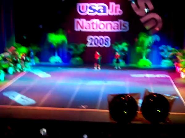 Tayor Cheer Jr. Nationals Champions Video