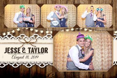 Lawrence Wedding Photobooth 8.18.2019