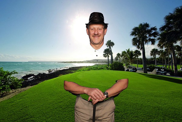 Top Golf - United Health Care