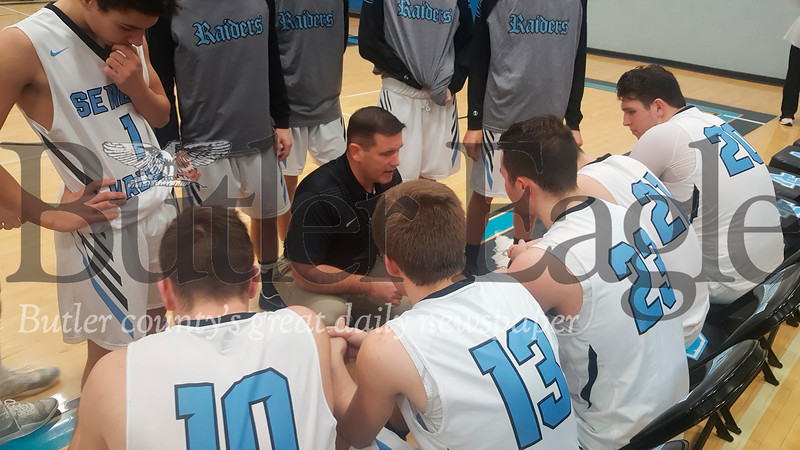 Seneca Valley Basketball-mens