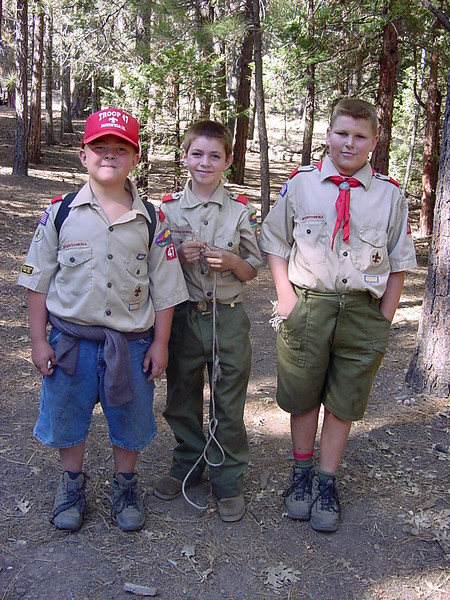 Scouts 2000-2002