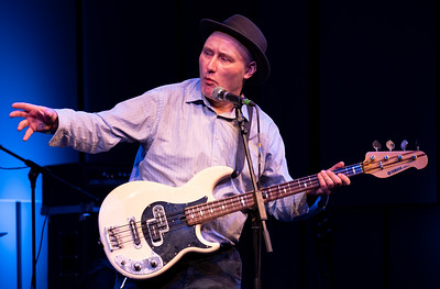 Jah Wobble at The Philharmonic Music Room, Liverpool