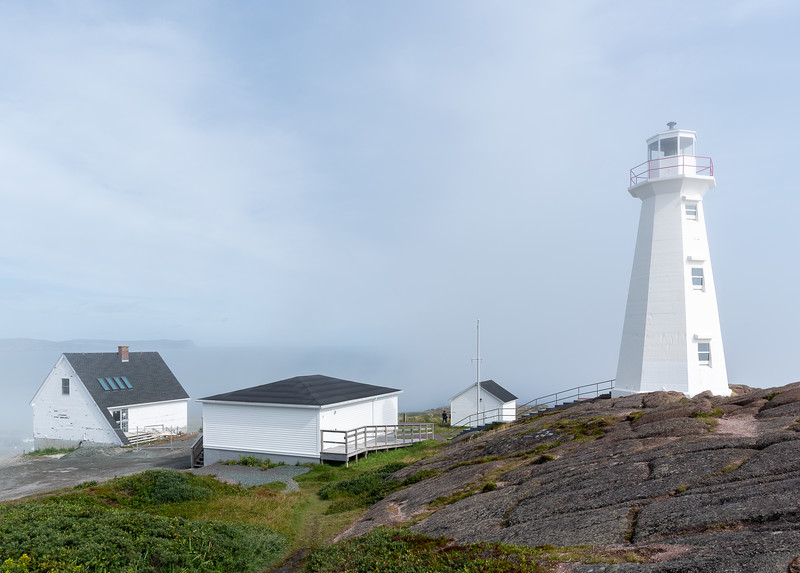 Cape Spear, the most Easterly Point