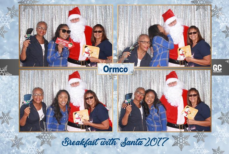 12-11-2017 Ormco Breakfast W/Santa